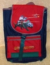 ZAINO DINO RAIDERS GIG VINTAGE  1989  41x26x9cm cod.5733