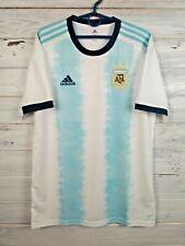 Argentina Jersey 2019 Home M Shirt Adidas Football Soccer DN6716