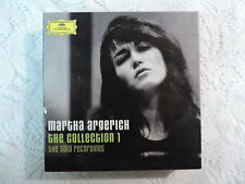 Martha Argerich, The Collection, Vol. 1: The Solo Recordings 8 CDs Import OBI