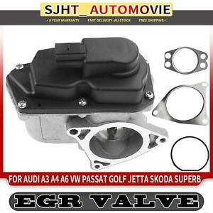 EGR Valve For Audi A3 A4 A6 TT VW MK V Jetta Passat Skoda Superb 2.0L 03G131501