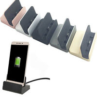 Universal Dock Charger Charging Cradle Stand Holder For Cell Phone Tab Tablet PC