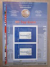Numisblatt 3/2002 - Documenta 11