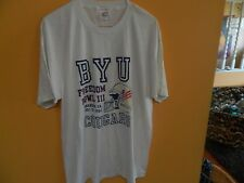vintage 1986 BYU COUGARS T-shirt FREEDOM BOWL III made in USA Classic ORIGINAL*