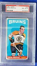 1964-65 Topps- Tall Boys Hockey # 19, Dean Prentice. SGC Graded: 8 Nm-Mt