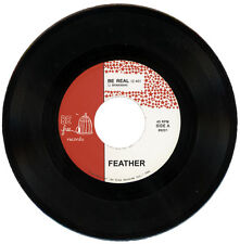 """FEATHER  """"BE REAL""""    STUNNING SLAB OF 70's SOUL"""