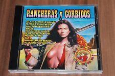 Various - rancheras y corridos (CD) (Knife - CD 44234)