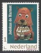 NEDERLAND 2018: DE FABELTJESKRANT 50 JAAR NR. 3: JODOKUS DE MARMOT postfris