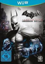 Nintendo Wii U Batman Arkham City Armoured Edition NEU