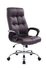 XXL Bürostuhl POSEIDON 160 kg Belastbar Drehstuhl Chefsessel Schreibtischstuhl