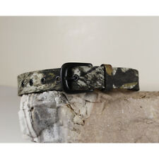 Kids Childs Mossy Oak Break-Up Camo Belt Size Large
