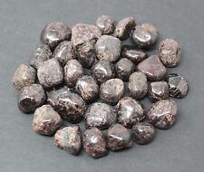 1/4 lb Lot Red Garnet Tumbled Stone (Crystal Healing Reiki Chakra)