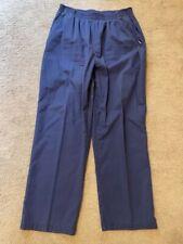 Womens scrub pants, Landau 8327, size extra large, Navy, Pre-owned