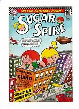 "Sugar & Spike  No.70  : 1967 :  : ""Pocket-Size Counter-Spies!"" :"