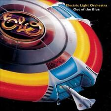 ELECTRIC LIGHT ORCHESTRA-OUT OF THE BLUE. 2016 BLACK VINYL VERSIO NEW VINYL