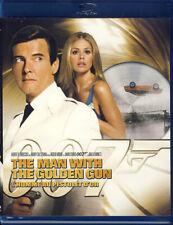 The Man With the Golden Gun (Blu-ray) (Bilingu New Blu