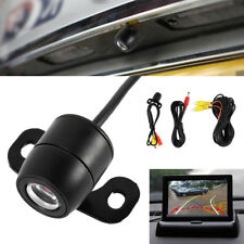Car Rear View Backup Reversing Reverse Camera Night Vision 7 IR LED Rearview