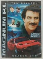 Magnum P.I. The Complete First Season DVD 2012 6-Disc Set New Sealed