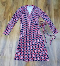 Boden Ladies GORGEOUS Wrap Jersey Dress J0041 UK 8P. Excellent condition.