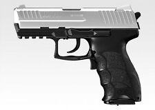 NEW HKP30 slide silver Full automatic Electric blow back toy gun