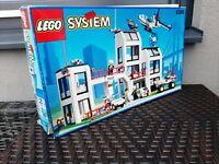 Lego System ( 6398) Polizei Hauptquartier, police station - komplett + OVP! 1994