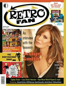 Retro Fan #7 - CHARLIE'S ANGELS, CAPTAIN ACTION, JOHNNY QUEST & More!