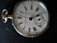 Antique Georges Favre JacotRussian Imperial  Pocket Watch . Working