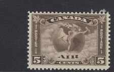 CANADA-1930 5c Deep Brown Air Stamp Sg 310  MOUNTED MINT