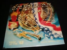 AMERICAN BAND CONCERT<>PRIDE 48<>SEALED Lp VINYL~Can. Pressing~SOMERSET S-201