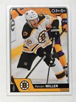 2016-17 O-Pee-Chee #168 Kevan Miller - NM-MT