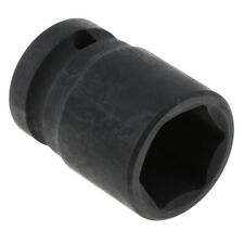 Impact Socket 1/2 Square Drive 19mm 6 Point Metric 38mm Sockets Air Wrench