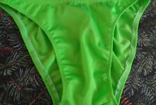 Mens Custom Colors Swimwear & Underwear Nylon Spandex Bikini Brief Handmade USA