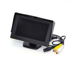 """Pantalla LCD 4.3"""" TFT Monitor para Cámara de aparcamiento de coche DVD"""