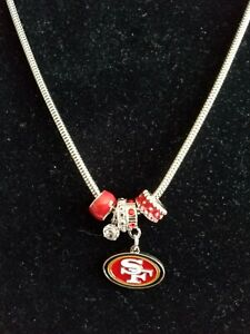 Nfl San Francisco  Necklaces