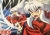 Japanese Anime INUYASHA Poster #A4 Kagome Sesshomaru Shippo