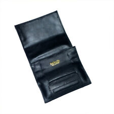 Dr Plumb Rollup Leather Roll Up Tobacco Pouch With Cigarette Paper Holder P35501