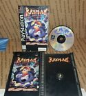 Rayman Complete In Long Box Playstaion 1 Ps1 Rare Sony Playstaion Psx 1 2 3 Oop
