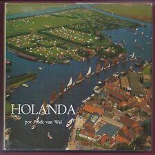 Libro de Holanda. Freek Van Wel. Fotografías. 1974