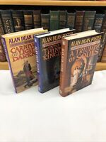 Journeys of the Catechist Trilogy by Alan Dean Foster ~ 1st Edition Hardcovers