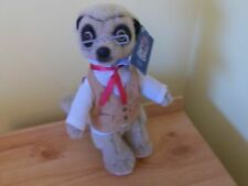 Official Vassily AND Yakov Meerkat Toys - Compare the Market. Good with tags