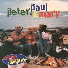 Peter, Paul and Mary - Around the Campfire (CD,  2 Discs) SEALED BMG Direct NEW