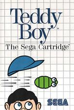 # completo come nuovo: SEGA Master System-Teddy Boy/MS gioco #