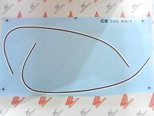 Honda CB 500 cb500 four k0-k1 réservoir stripe Kit Décalque set New