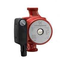 Grundfos UPS25-80N Hot Water Circulating Pump (Part No. 95906439)