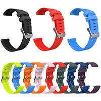 Für Garmin Vivoactive 3/Vivomove HR/Forerunner 645 Silikon Armband Uhrenarmband