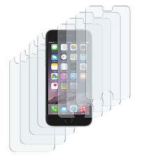 8 x Schutzfolie iPhone 6 Plus/ 6S Plus Matt (4x Vorn- + 4x Hinten) Folie