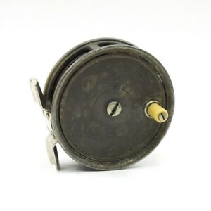 Abbie & Imbrie A.F. Meisselbach Rainbow No. 631 Fly Fishing Reel.