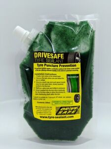 Tyre sealant puncture prevention