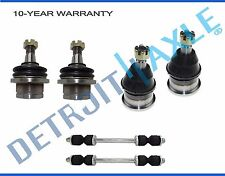 Brand New 6pc Front Ball Joint Sway Bar Kit for Expedition F-150 Navigator 2WD