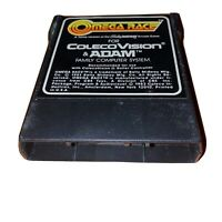 Omega Race (Colecovision, 1983) Vintage Video Game Cartridge