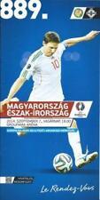 * 2014 - HUNGARY v NORTHERN IRELAND (EUROPEAN CHAMPIONSHIPS QUALIFIER) *
